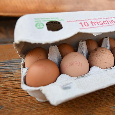 Bäcker's Spargel aus Münster online bestellen · Dazu frische Eier vom Hof Fennenkötter aus Münster
