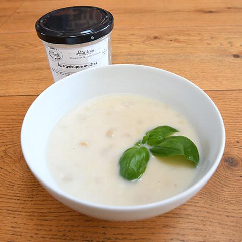 Bäcker's Spargelsuppe aus Münster online bestellen